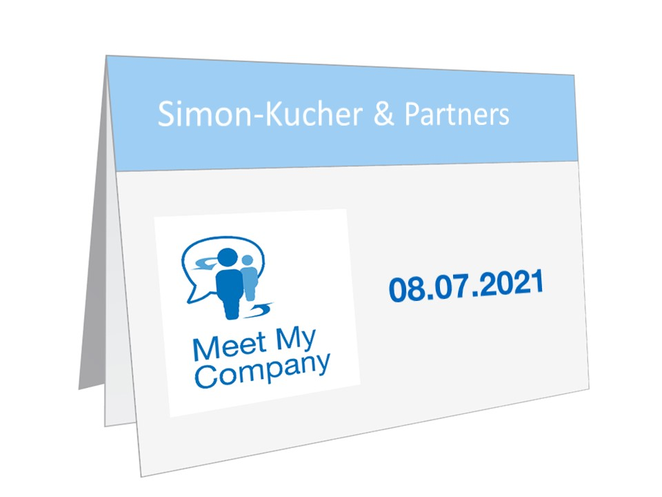Simon-Kucher - Meet my Company 22 2021