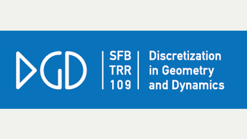 Discretization in Geometry and Dynamics SFB Transregio 109