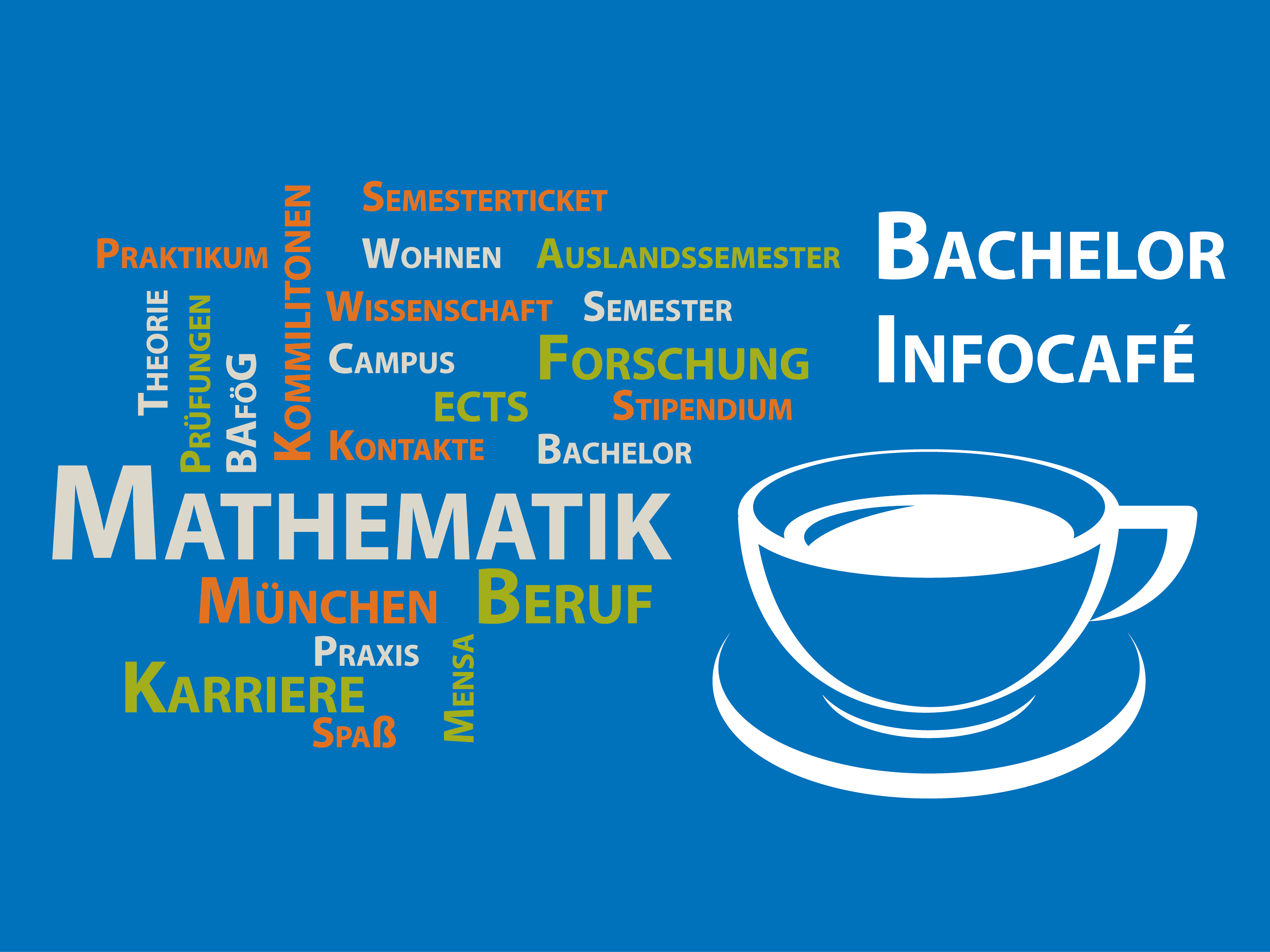 Bachelor Infocafé 2018 am 13. Juli.