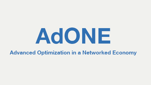 Advanced Optimization in a Networked Economy