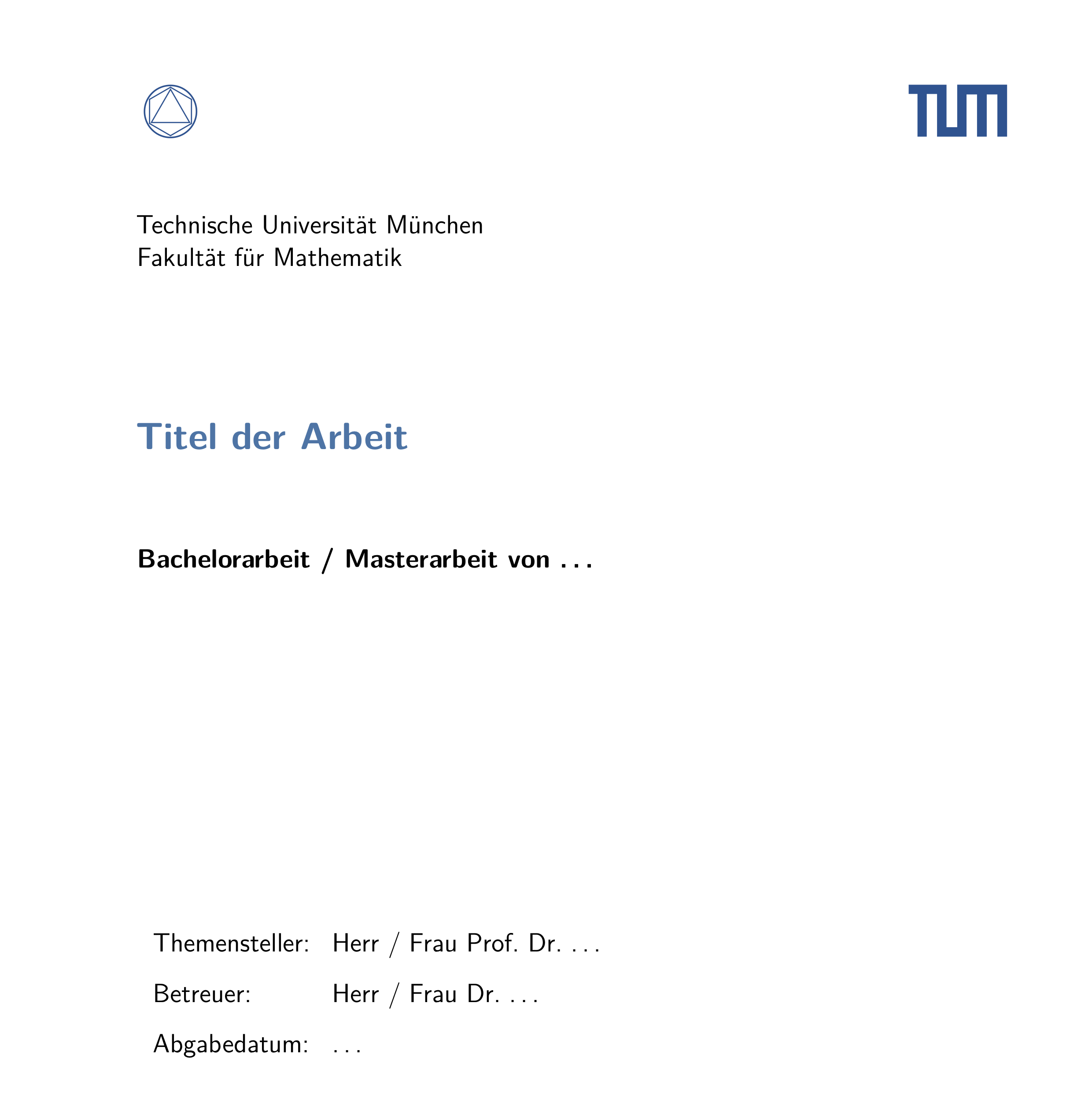 phd thesis latex template tum