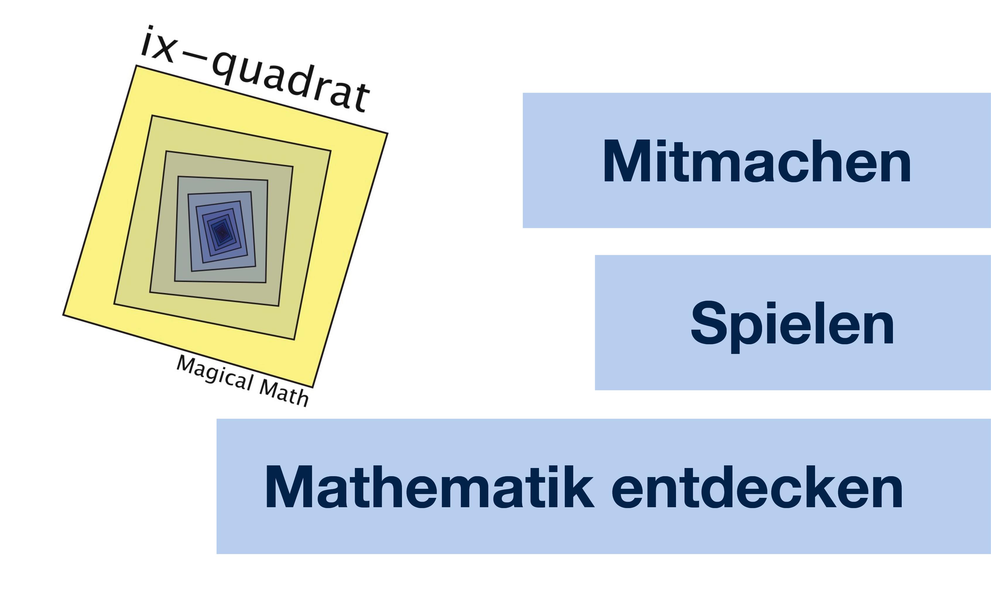 Tag der offenen Tür - TUM Mathematik